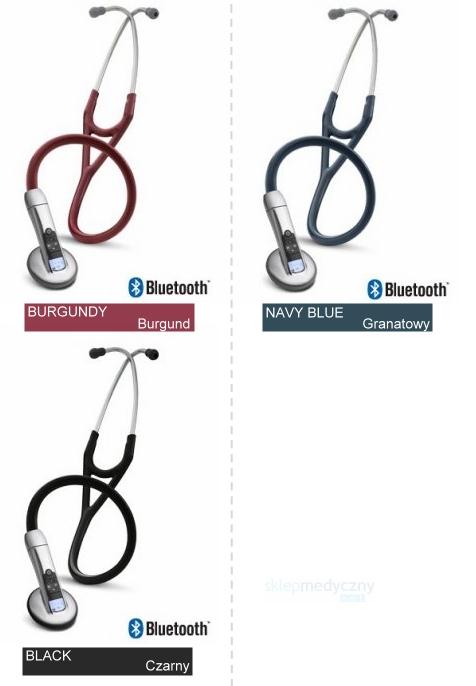 Stetoskopy elektroniczne 3M Littmann 3200