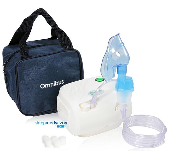 Inhalator tłokowy OMNIBUS BR-CN116
