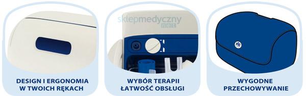 Inhalator tłokowy PIC Solution AiR Premium