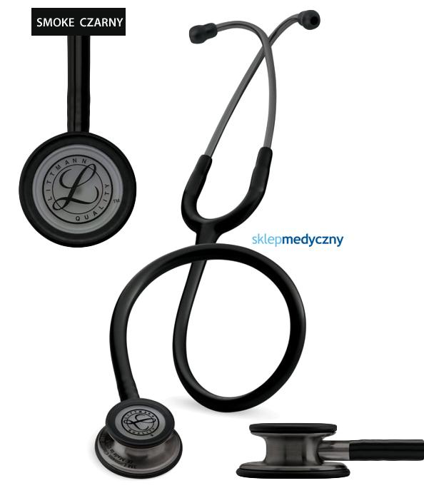 Stetoskop Littmann Classic III Smoke Edition czarny 5811