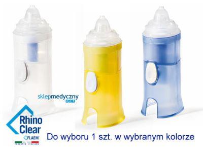 Nebulizator do oczyszczania zatok Flaem RHINO CLEAR