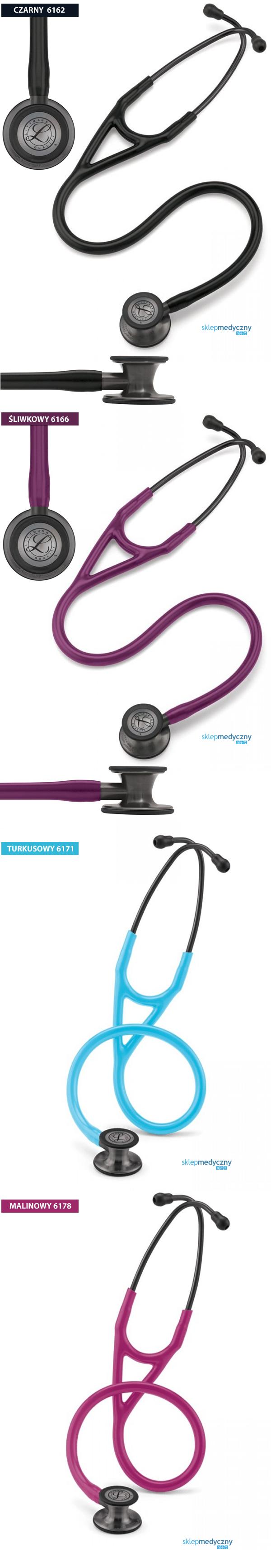Stetoskop Littmann Cardiology IV Smoke Finish