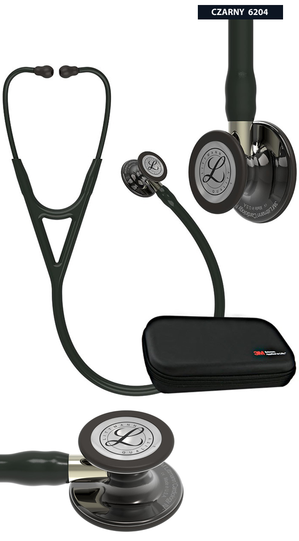 Stetoskop Littmann Cardiology IV Stem Edition 6204