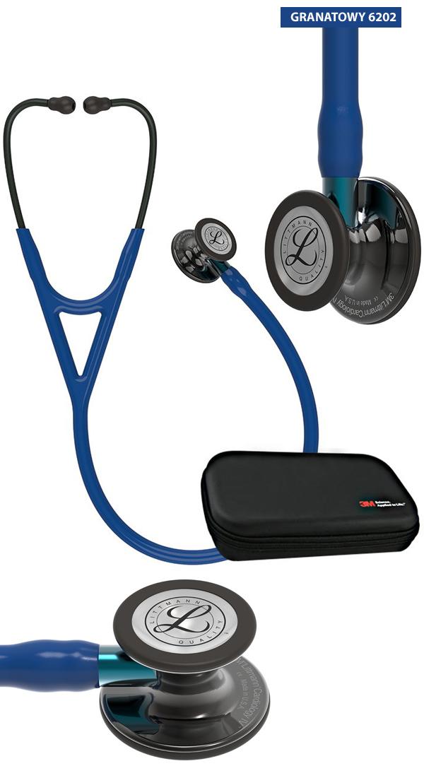 Stetoskop Littmann Cardiology IV Stem Edition 6202
