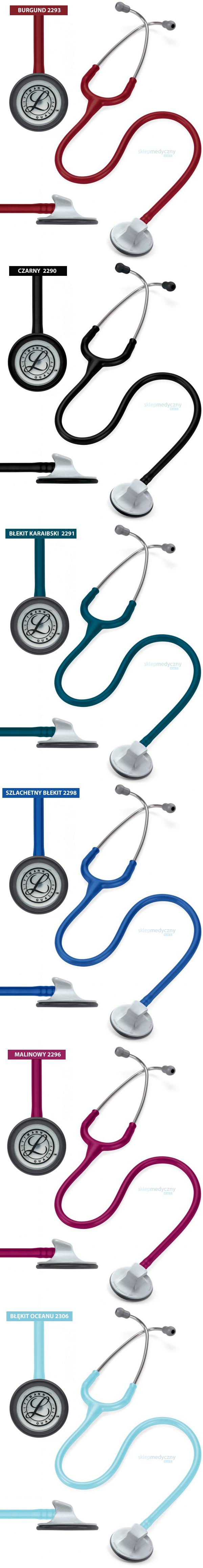 Stetoskop Littmann Select